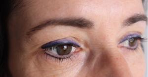 efectos especiales en el ojo